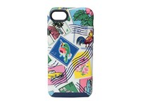 Vera Bradley Hybrid Case For Iphone 7 Cuban Stamps Cell Phone Case Multi