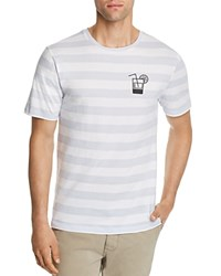 Sovereign Code Cove Striped Tee Light Blue Stripe