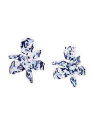 Lele Sadoughi Lily Earrings Blue