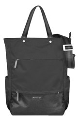Sherpani Camden Convertible Backpack Black Raven