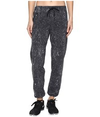 Lucy Everyday Sweatpants Grey Constellation Print Women's Workout Brown