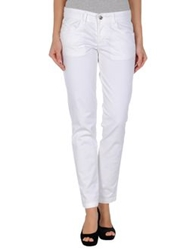 Germano Zama Casual Pants White