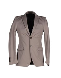 Liu Jo Jeans Suits And Jackets Blazers Men Dove Grey