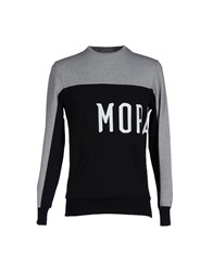 Antony Morato Topwear Sweatshirts Men Black