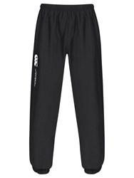 Canterbury Of New Zealand Cuffed Stadium Training Pants Black