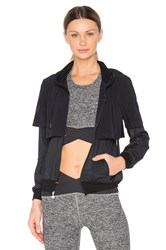 Beyond Yoga Picture Perforated Jacket Black
