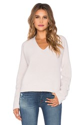 Inhabit Cashmere Luxe Chloe Sweater Ivory