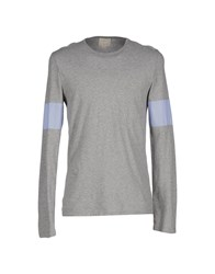 Band Of Outsiders Topwear T Shirts Men Grey