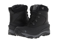 The North Face Chilkat Ii Luxe Tnf Black Zinc Grey Men's Cold Weather Boots