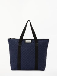 Day Birger Et Mikkelsen Gweneth Q Flotile Quilted Tote Bag Sky Captain
