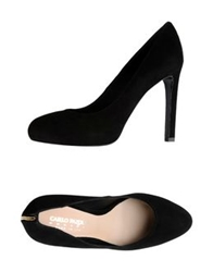 Carlo Pazolini Couture Pumps Black