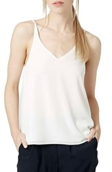 Women's Topshop V Neck Camisole