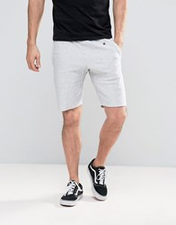 Champion Shorts With Small Logo Grey