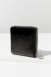 Urban Outfitters Colorblocked Square Wallet Black