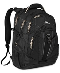 High Sierra Xbt Checkpoint Friendly Laptop Backpack Black