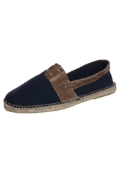 Espartine Barco Espadrilles Navy Washed Blue
