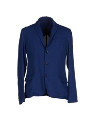 Gaudi' Suits And Jackets Blazers Men Bright Blue
