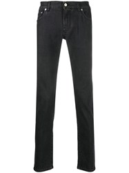 Dolce And Gabbana Mid Rise Skinny Jeans 60