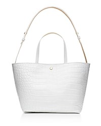 Elizabeth And James Eloise Tote White Gold