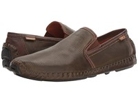 Pikolinos Jerez 09Z 3090 Seaweed Olmo Men's Slip On Shoes Brown