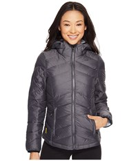 Lole Emeline Jacket Black Heather 1 Women's Coat Gray