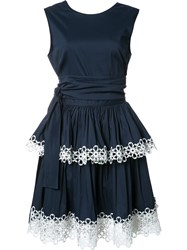 Alexis Desiree Dress Blue