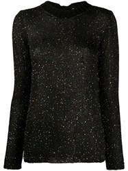 M Missoni Knitted Sequin Embellished Top 60