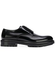 Dolce And Gabbana Lace Up Shoes Black