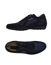 Cesare Paciotti 4Us Footwear Low Tops And Trainers Men Dark Blue