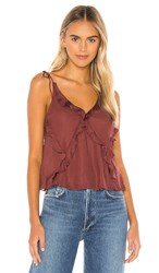 Free People Could Be Cami In Red. Raspberry