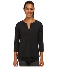 Lole Abby Tunic Black Women's T Shirt