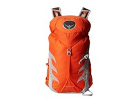 Osprey Talon 18 Flame Orange Day Pack Bags