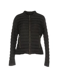 Bomboogie Down Jackets Black