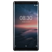 Nokia 8 Sirocco Smartphone Android 5.5 4G Lte Sim Free 128Gb Black
