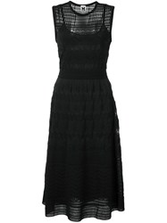 M Missoni Lace Detail Dress Black