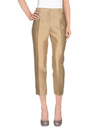 Tara Jarmon Trousers Casual Trousers Women Sand