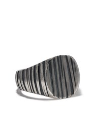 Tom Wood Oval Structure Ring Silver