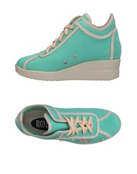 Ruco Line Sneakers Turquoise