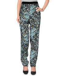 Adele Fado Trousers Casual Trousers Women Black