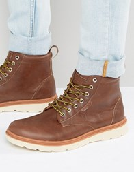 Rock And Religion Heritage Boots Brown
