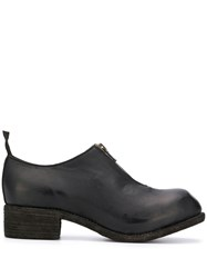 Guidi Front Zip Boots 60