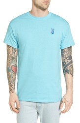 The Rail Men's Crewneck T Shirt With Embroidery