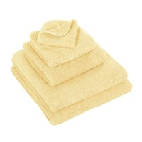 Abyss And Habidecor Super Pile Towel 803 Yellow