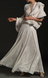 Temperley London The Nerida Gown White