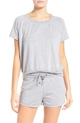 Make Model Women's All About It Tee Grey Pearl Heather