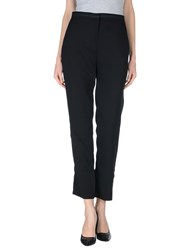 Dek'her Trousers Casual Trousers Women Black