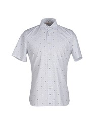 Prada Sport Shirts Shirts Men Sky Blue