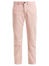 M.I.H Jeans Daily High Rise Corduroy Trousers Pink