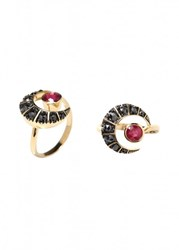 Ara Vartanian Garnet Ring