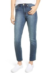 Articles Of Society Rene Ankle Straight Leg Jeans Bismarck
